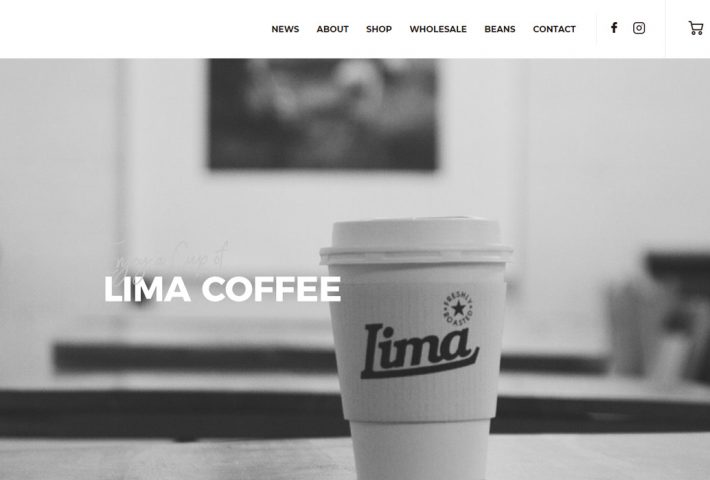 Lima Coffee様